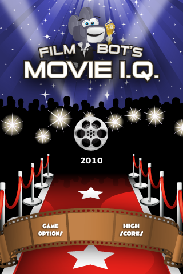 Screenshot 2010 Awards Edition! – Film Bot's Movie I.Q. (FREE)