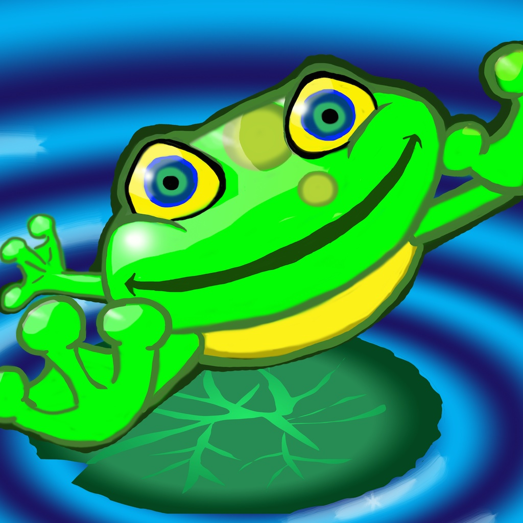 Buy Impossible Frog on the App Store